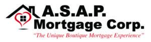 A.S.A.P. Mortgage Corp. Logo