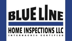 Blue Line Home Inspections, LLC Logo