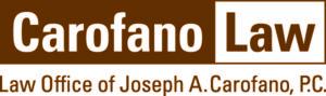 Carofano Law Logo
