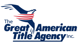 The Great American Title Agency Logo