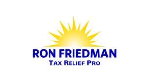 Ron Friedman, CPA Logo