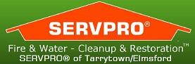 SERVPRO of Tarrytown/Elmsford Logo