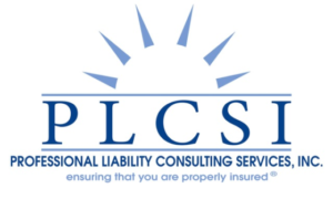 PLCSI (Professional Liability Consulting Services, Inc.) Logo