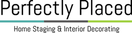 Perfectly Placed Home Staging & Decorating Logo
