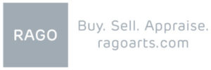 Rago Arts & Auction Logo