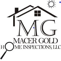Macer Gold Home Inspections LLC Logo