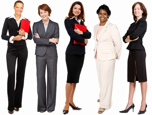 Professional Business Women