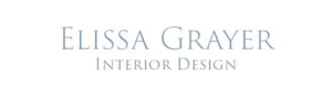 Elissa Grayer Interior Design Logo