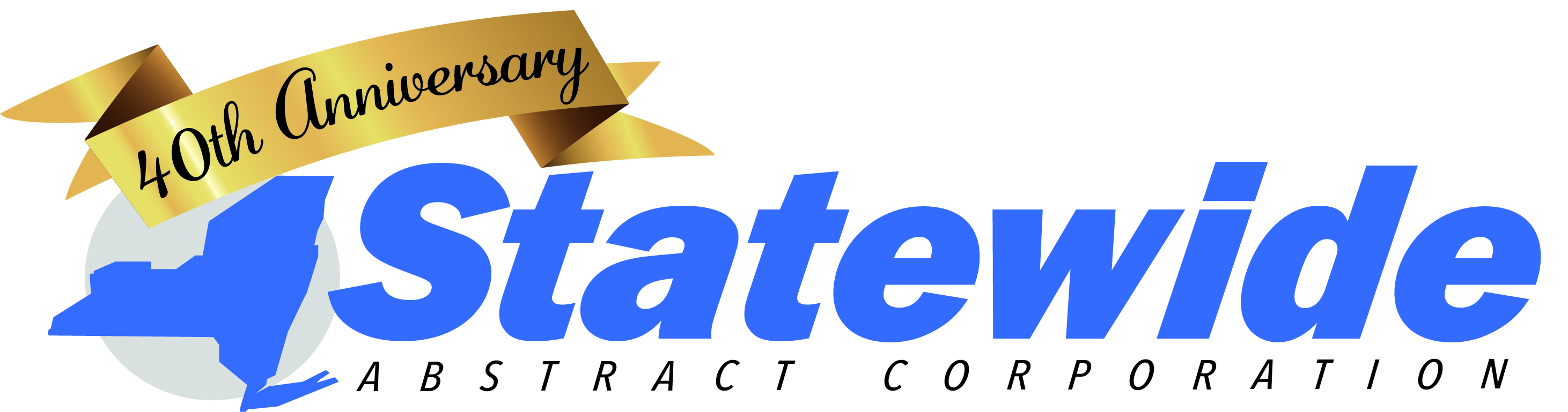 Statewide Abstract Logo 40th