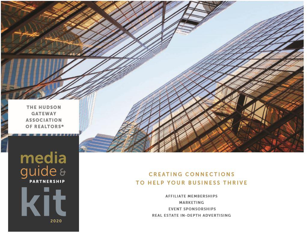 Cover Of Media Kit 2020