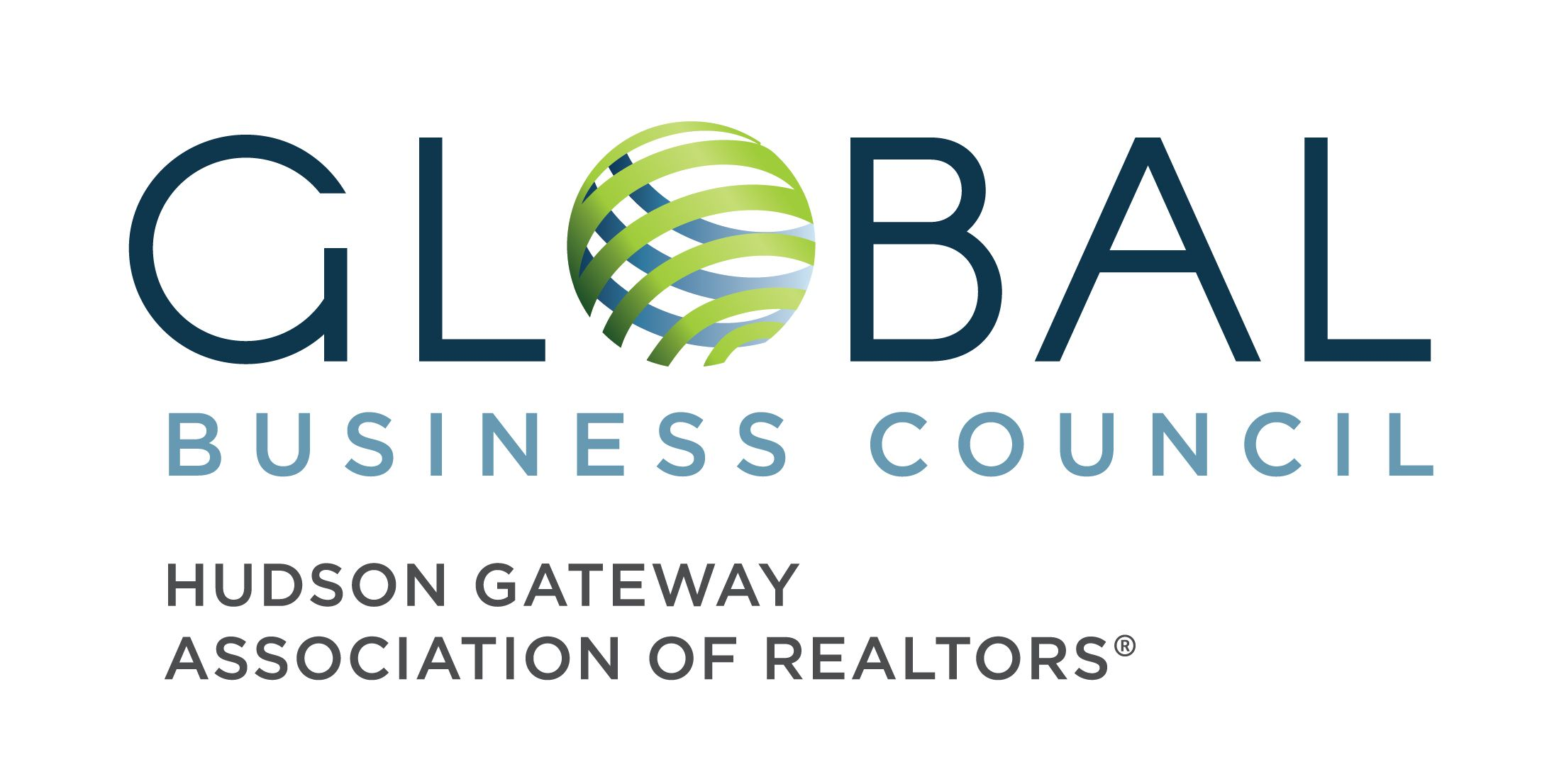 Global Business Center Logo Vertical