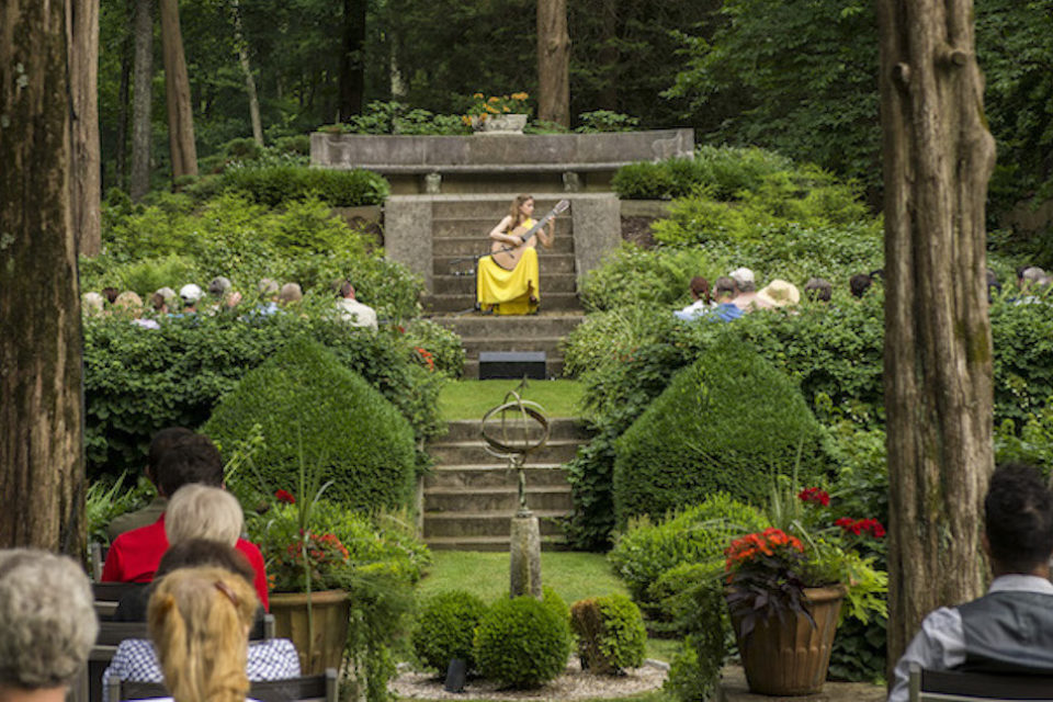 Ana Vidovic At Caramoor