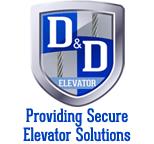 D & D Elevator Maintenance Logo