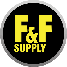 F & F Supply Logo