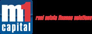 M1 Capital Logo With Slogan