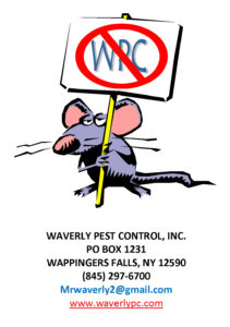 Waverly Pest Control Inc. Logo