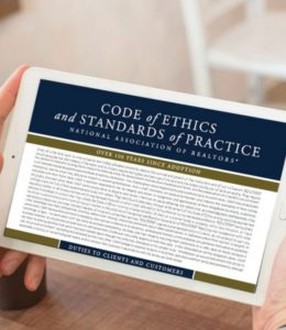 18 Nar Code Of Ethics