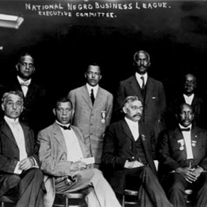 7 National Negro Business League