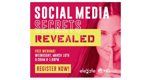 Social Media Secrets Revealed Event Tile