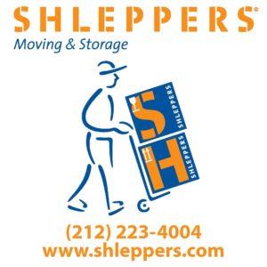 Shleppers Moving & Storage Logo