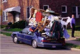 Loaded Car