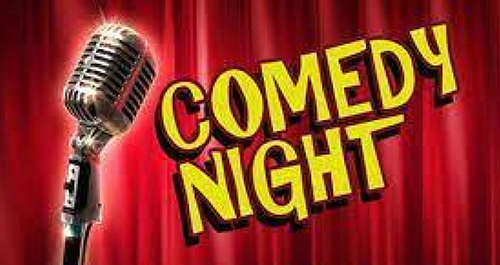 Comedy Night Event Tile