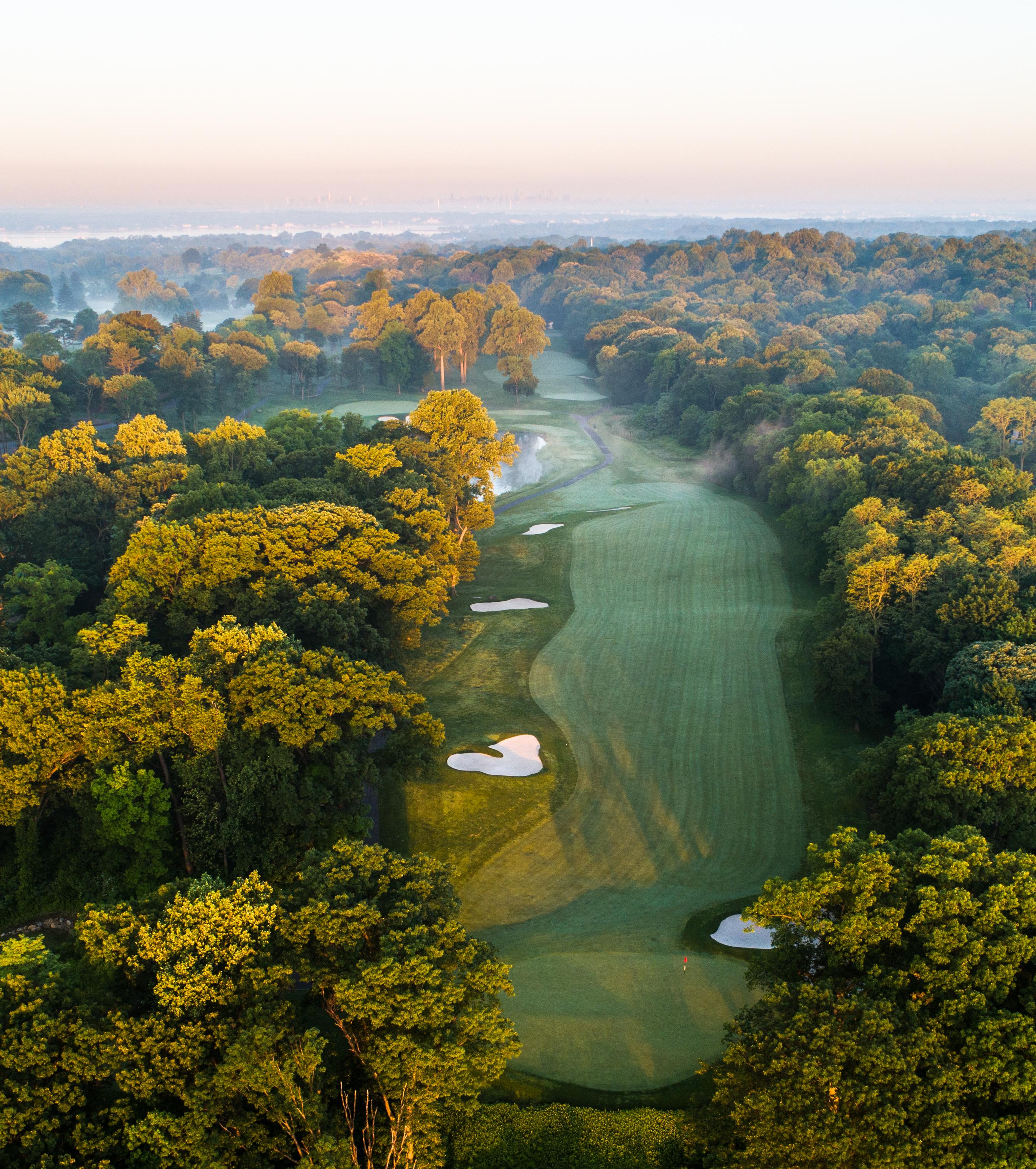 Village Club Of Sand Point Golf Club Brian Oar Photography